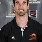 Chad Grimm (Asst. Coach MVB 2012-13) A. Snucins)