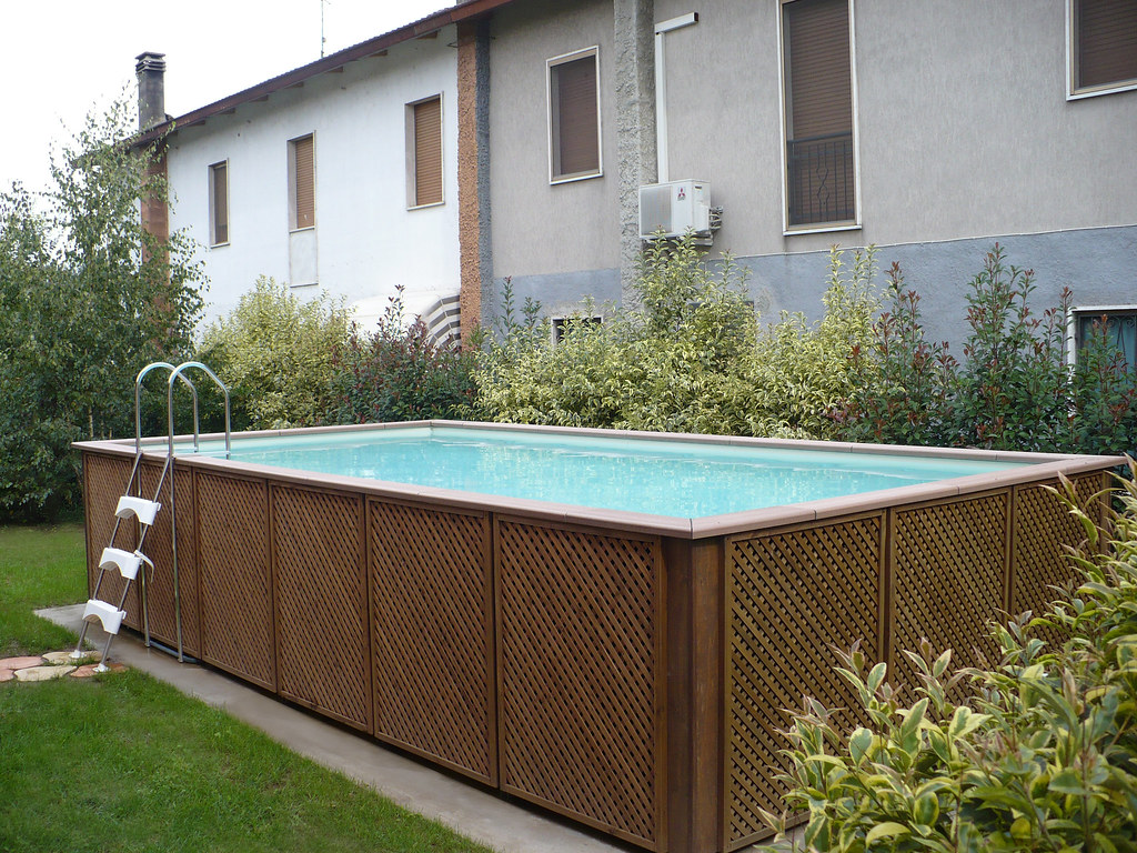 Dvc 36 woody 4 piscina laghetto dolcevita country 3x6 for Piscine 3x6