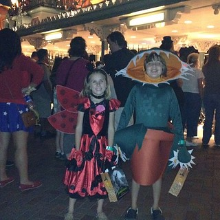 Time to trick or treat!!!!!  #halloweentime | by QueenofSpainErin