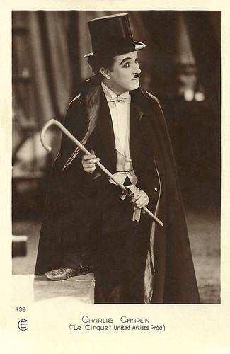 Charlie Chaplin, The Circus