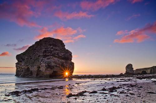 Marsden Rock. | by paul downing