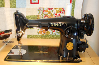 Singer 201-2 01 | by Miss Sews-It-All