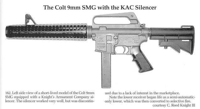 THE COLT 9MM SUBMACHINE GUN - Assaultweb net Forums