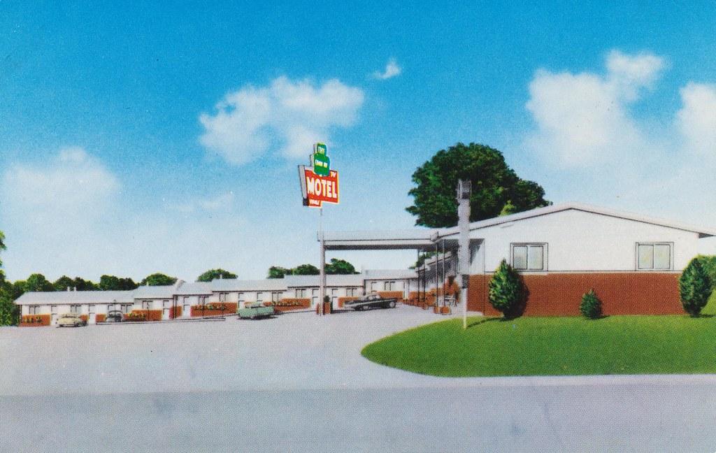 Clover Leaf Motel - Lebanon, Missouri