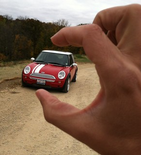 I crush the MINI Cooper | by Ernesto  Vumbles