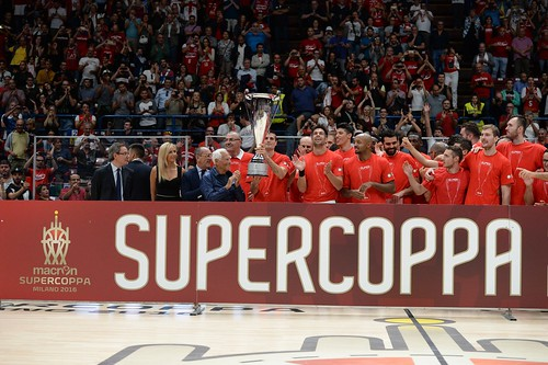 Milano, show in Supercoppa. Avellino si arrende