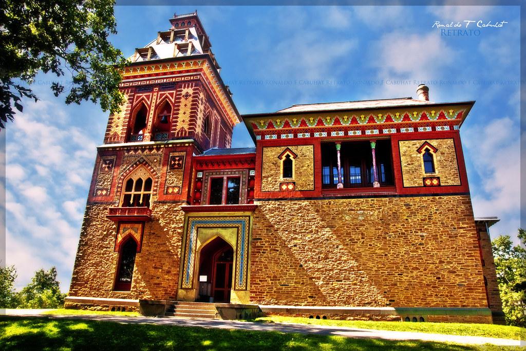 Olana House 28 Images Olana At Sunset Flickr Photo