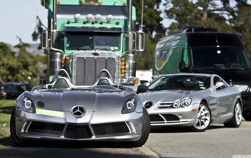 Mercedes SLR Stirling Moss | by GHG Photography