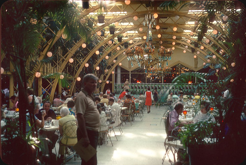 The Florida Room, Kapok Tree Inn - 1978 | by ElectroSpark