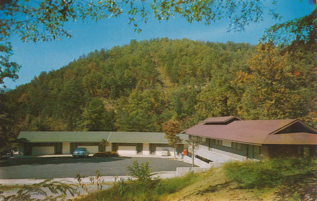 Skyland Motel - Gatlinburg, Tennessee