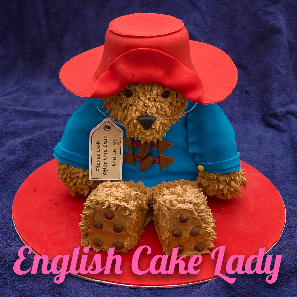 Paddington Bear Cake Ideas