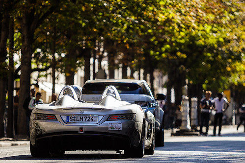 Mercedes SLR Stirling Moss [EXPLORE] | by Valkarth