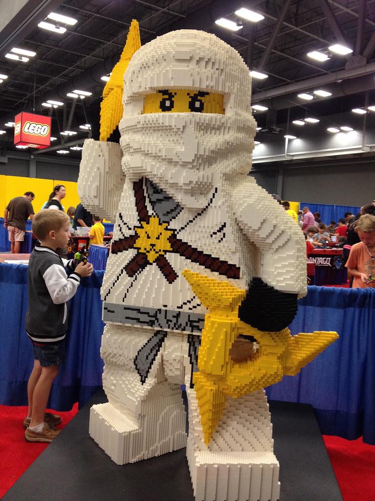 ninjago  zane  lego kids fest  austin tx  alyssa