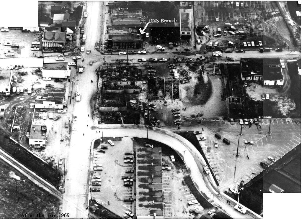 ... Malton Fire Aftermath 1969-10-26 | by Sudbury2Malton