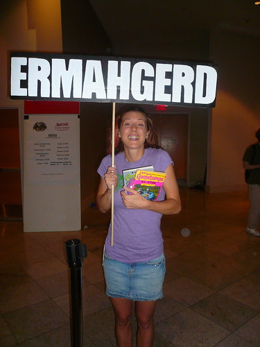 ERMAHGERD GOOSEBUMPS! | Chris Baker | Flickr
