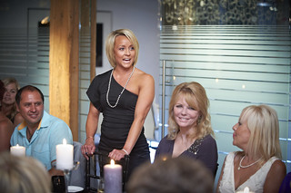 LS-12Aug-Toronto Studio Dinner with Cheryl Tiegs - August 2012 | by Cambria Surfaces