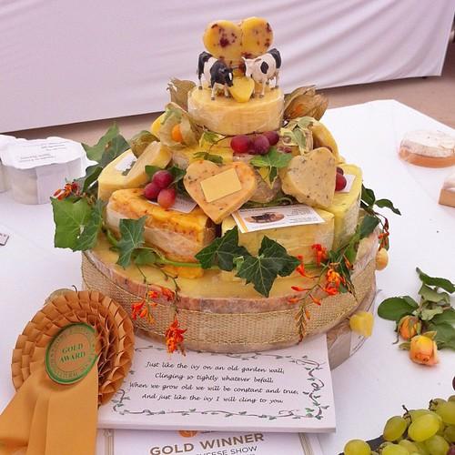 Wedding Cheese Cake Cost