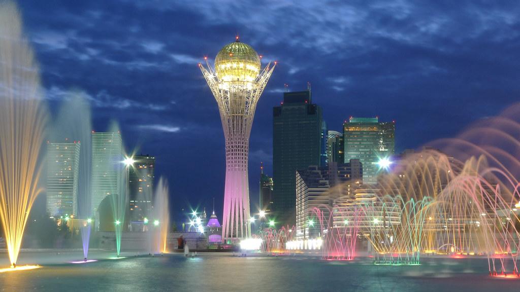 Image result for bayterek tower astana kazakhstan