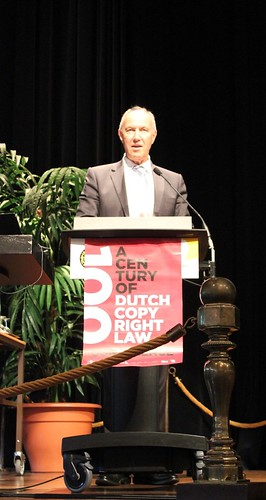 WIPO Director General addresses International Copyright Conference, Amsterdam | by WIPO | OMPI