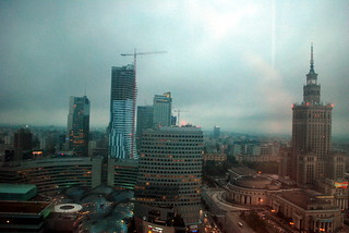 warsaw overview | by Nikos Roussos