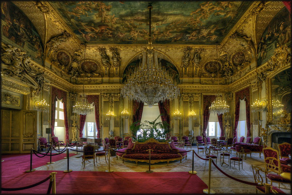 grand salon appartement napoleon iii mus e du louvre pascal flickr. Black Bedroom Furniture Sets. Home Design Ideas