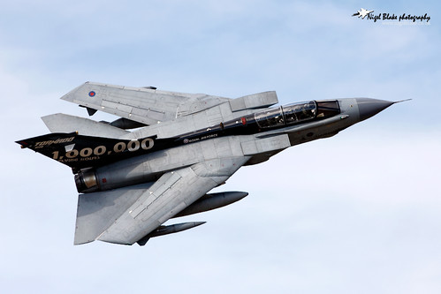 Panavia Tornado GR4 ZA547 | by Nigel Blake, 14 MILLION...Yay! Many thanks!