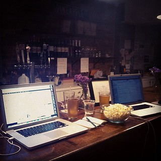 Coworking done right! With @chasiannexy. | by laurenfarmer
