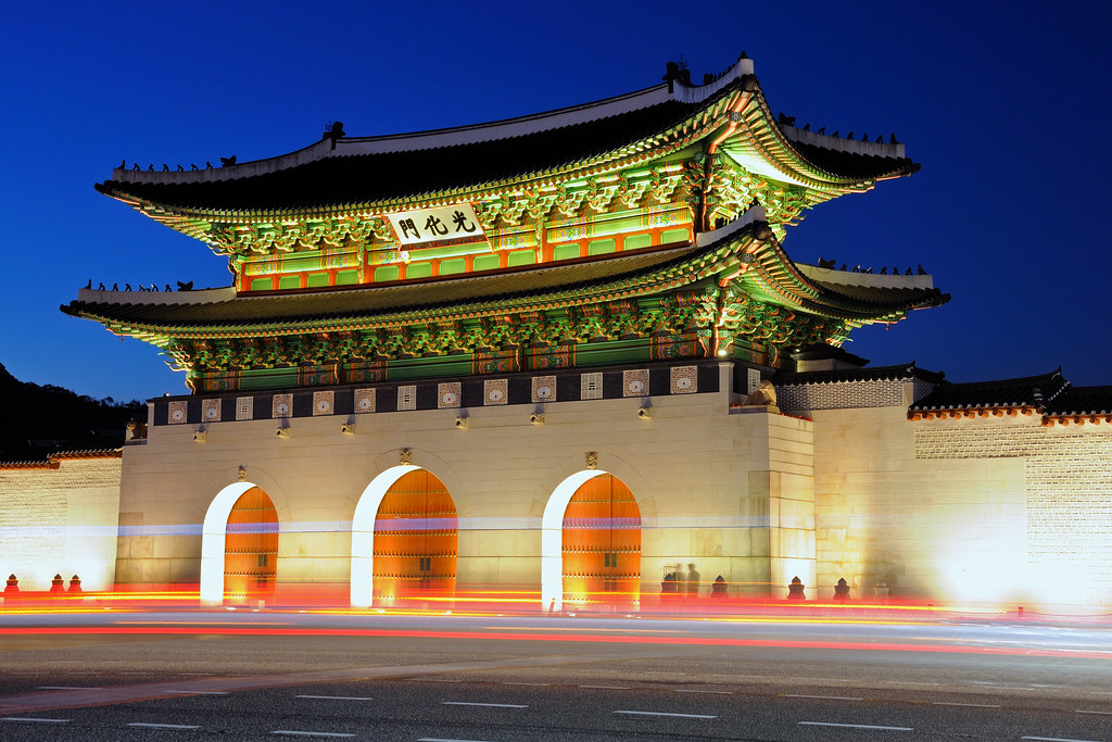 City Of South Gate >> » Places: Seoul, South Korea, 4th Richest City in the World