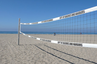 Beach Volleyball Net | by jonathan.kang0205