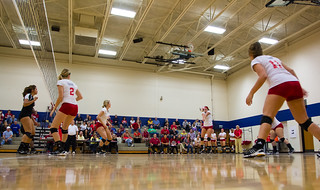 Women's Volleyball vs. IU Northwest | by IU Kokomo
