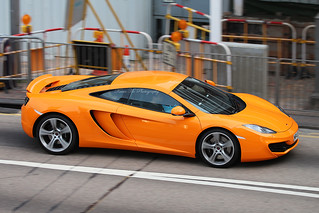 McLaren MP4-12C, Admiralty, Hong Kong | by Kevin Ho 車 Photography