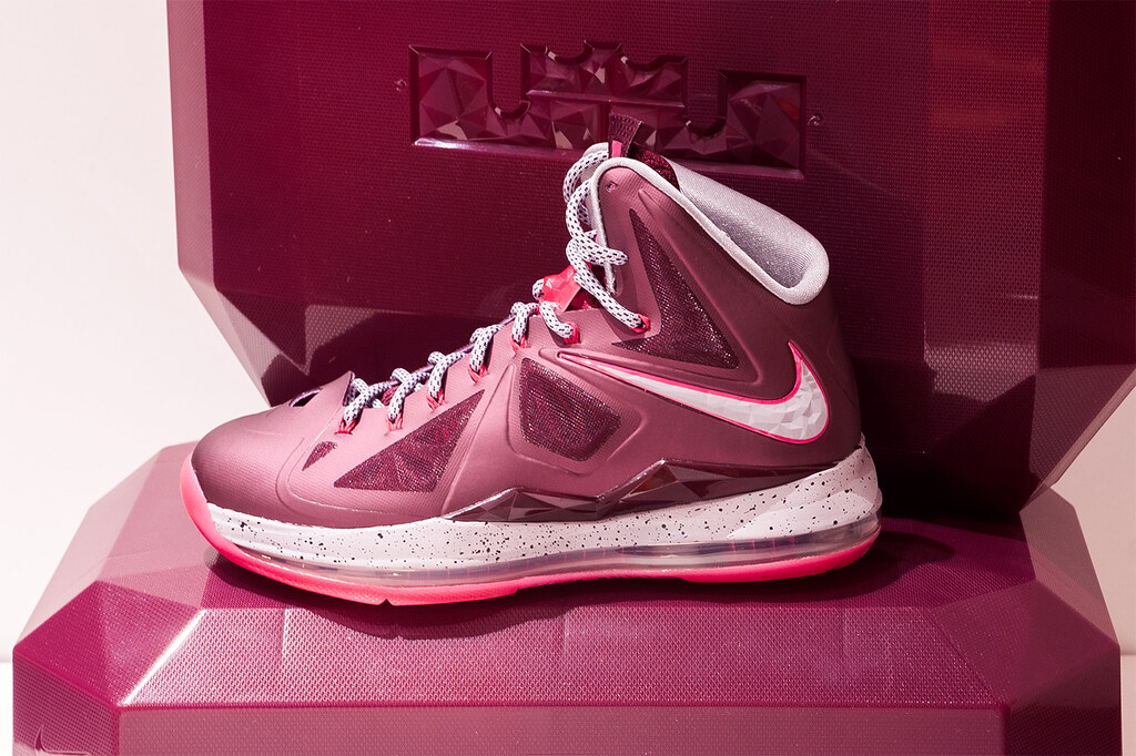 info for 7c7a7 241a5 Lebron X Crown Jewel   US7 FOR SALE!!!!   Rooog Knows