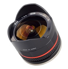 Samyang 8mm f 2.8 fish-eye lens 26