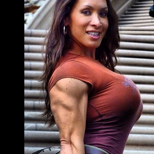 bodybuilding #abs #fitness #IFBB #FBB #biceps | by Fbbmusclefan420