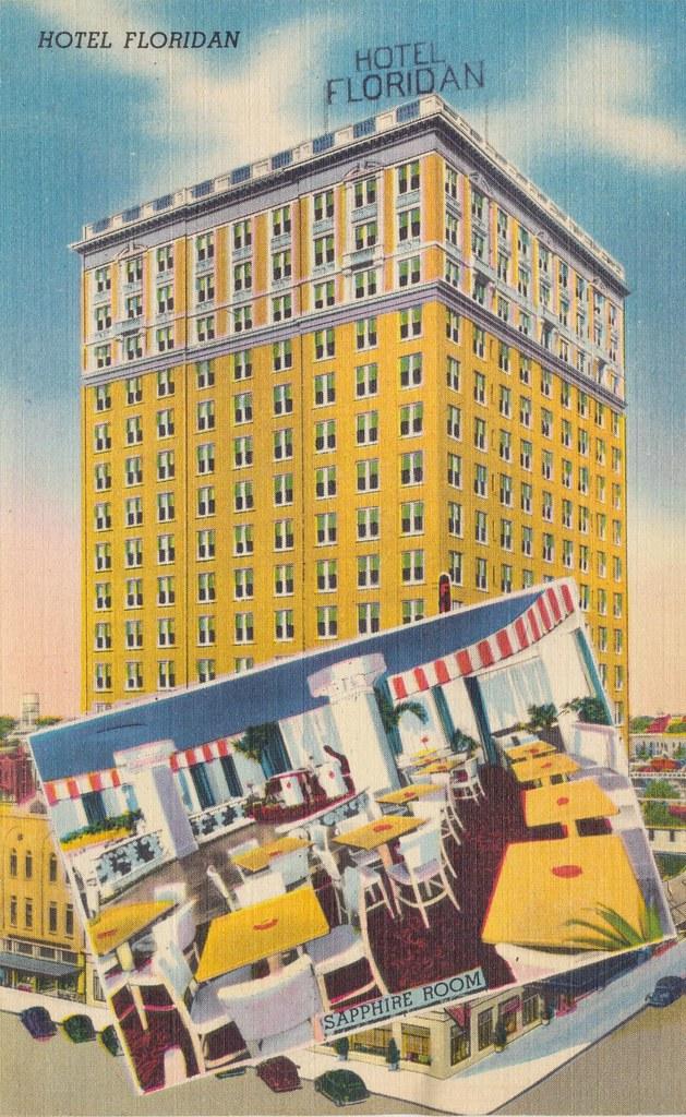 Hotel Floridan - Tampa, Florida