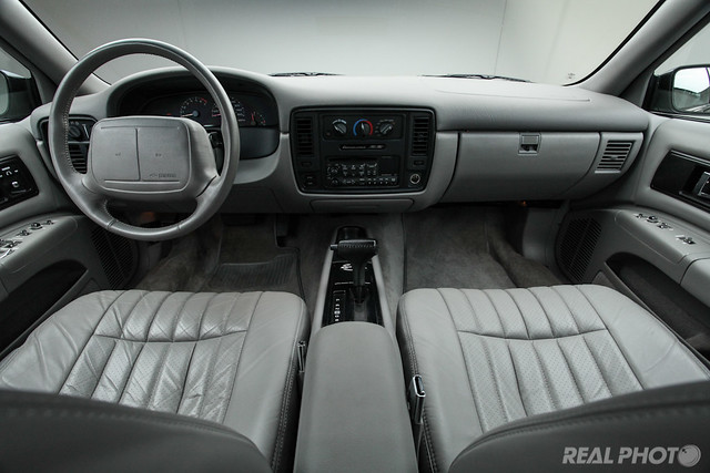 Chevy Ss Interior >> 1996 Chevy Impala SS Black | Flickr - Photo Sharing!