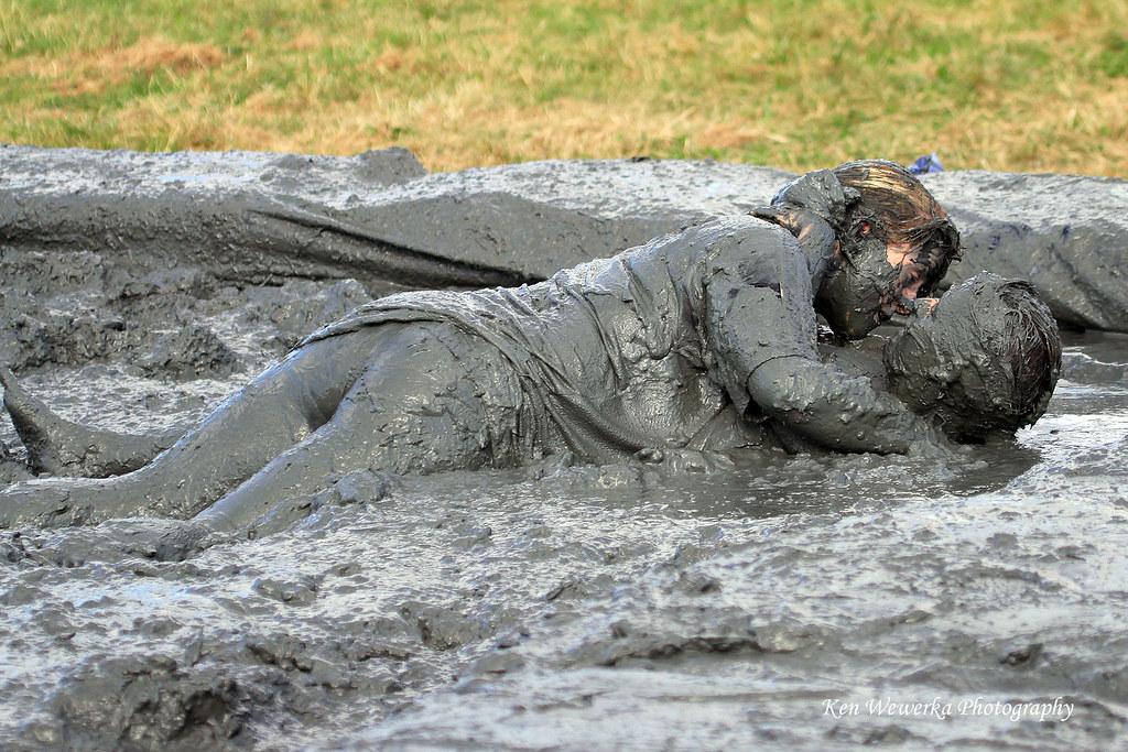 Mud Wrestling At The Lowland Games  Ken Wewerka  Flickr-8745