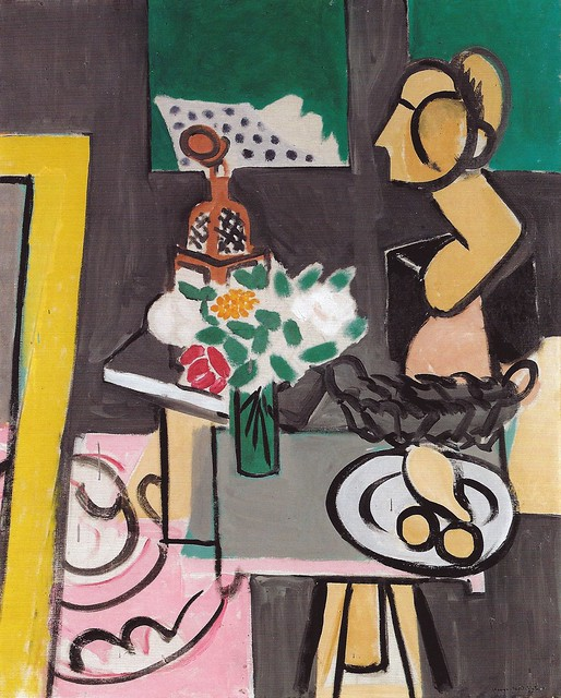 Henri Matisse - Still Life with Gourds (Nature morte aux ...