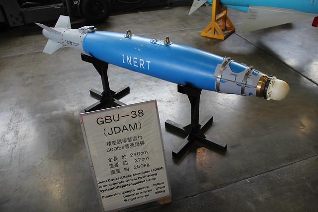 GBU-38 JDAM
