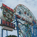 Deno's Wonder Wheel and Neon Sign, Coney Island