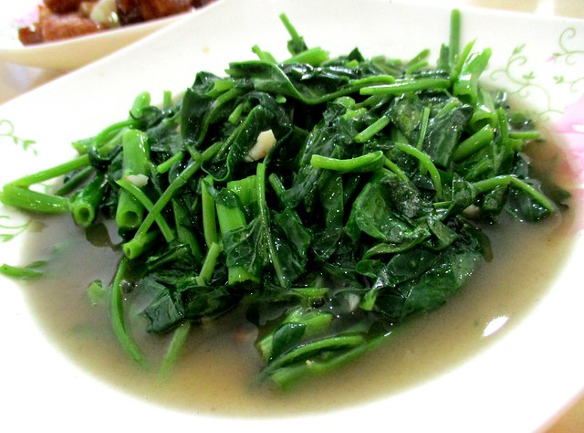 Y2K fried kangkong