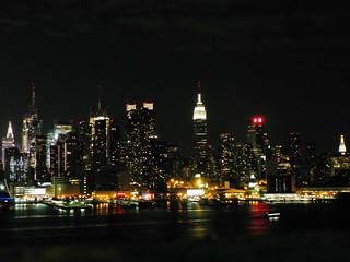 New York City from across the Hudson | by Ron Coleman