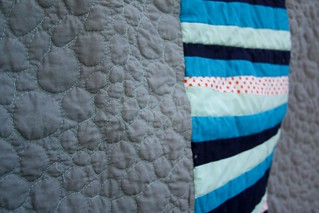 Pebble quilting | by emily ringelman