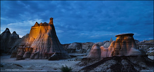 Hoodoo Twilight | by Mike Spieth