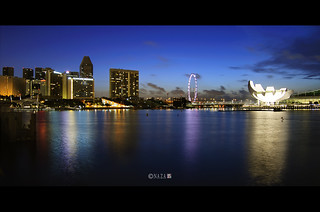 The Night That The Lights Never Went Out | Part 34 | Singapore First Light | by naza.carraro
