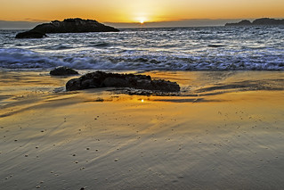 Marshalls Beach Sunset | by KP Tripathi (kps-photo.com)