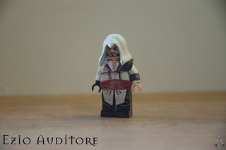 Ezio Auditore (Assassin's Creed II) | by Sᴀnder