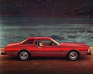 1976 Ford Thunderbird Lipstick Luxury Group | by coconv