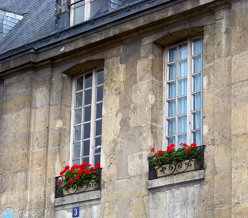 Windows at St. Germain des Près | by jglsongs
