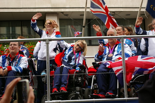 Olympic-Paralympic-Parade-006 | by ogoco